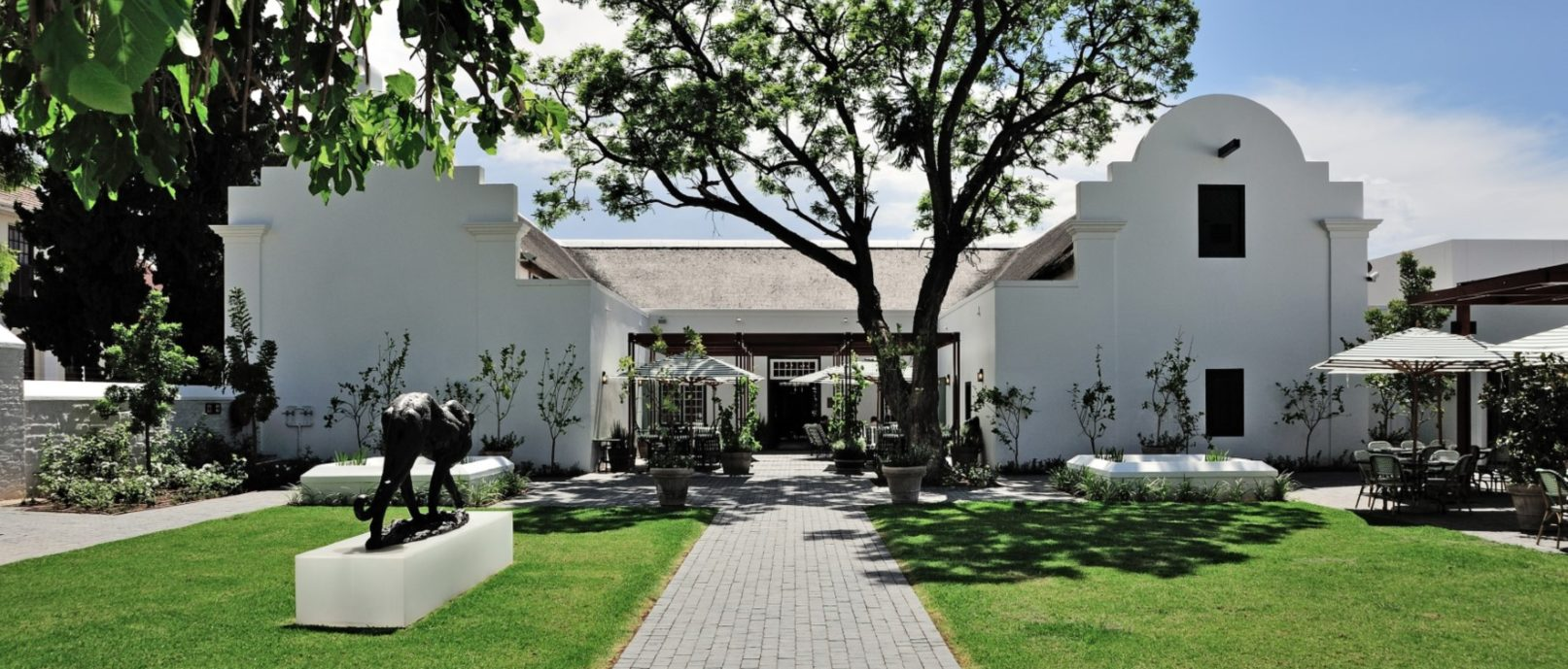 Drostdy Hotel scoops Eastern Cape Institute of Architects Regional Award
