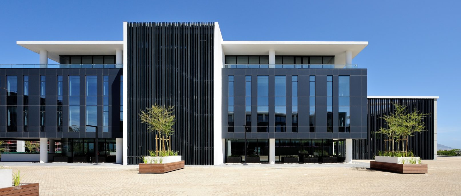 New home for Absa at Bridge Park