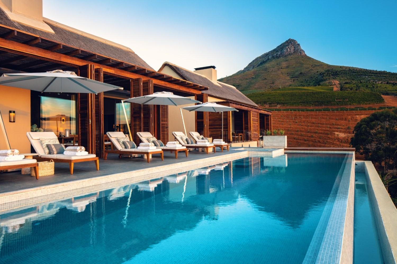 Contemporary Cape architecture